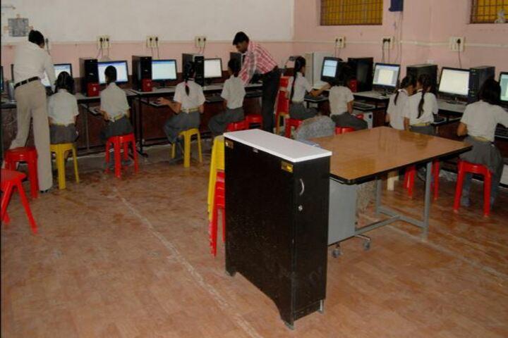 Shree Mahaveer Higher Secondary School-Computer Lab