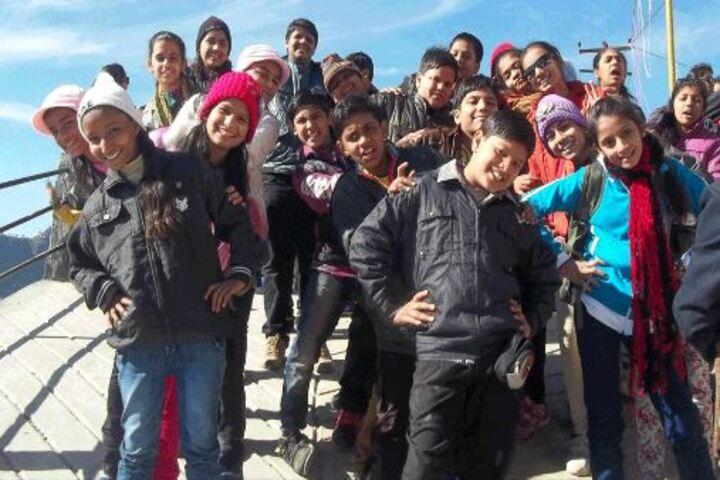 Shree Mahaveer Higher Secondary School-Field Trip