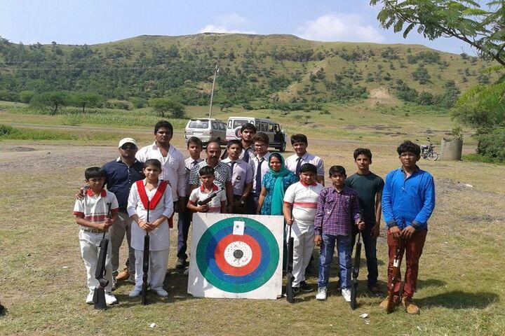 Shree Mahaveer Higher Secondary School-Gun Shoot