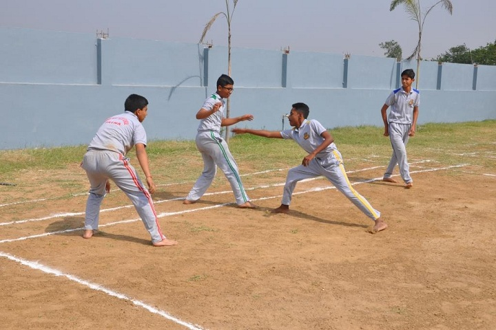 Bishop Scott Boys School-Kabbadi