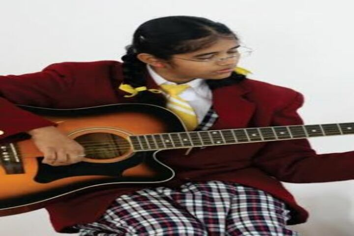 Shree Nahar Convent Senior Secondary School-Music