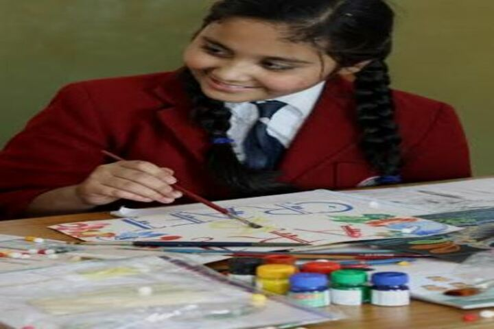 Shree Nahar Convent Senior Secondary School-Painting