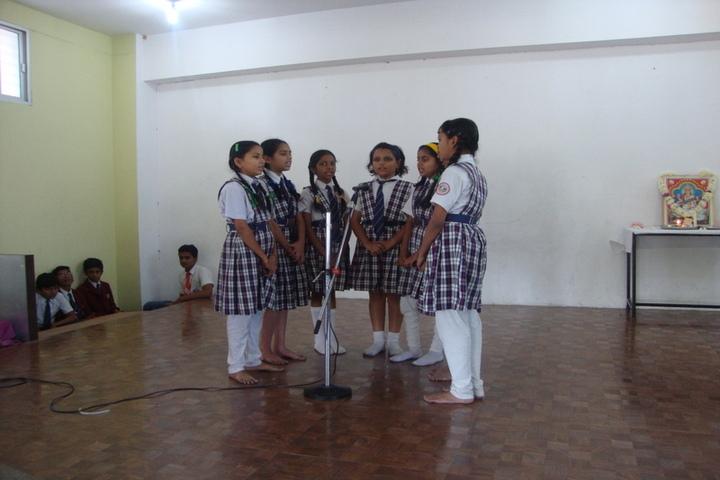 Shree Nahar Convent Senior Secondary School-Singing