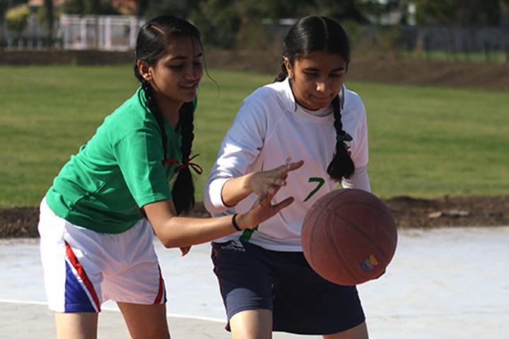 Shree Nahar Convent Senior Secondary School-Sports