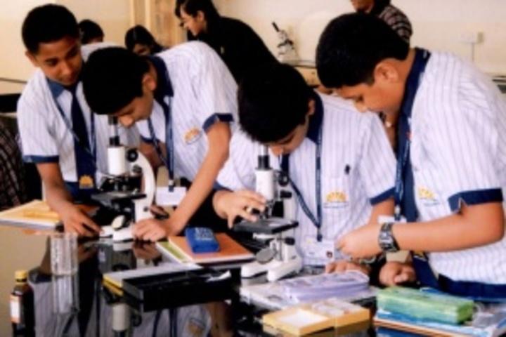 Shree Sanskar Academy-Bio Labs