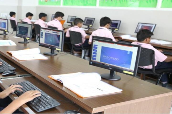 Shree Sanskar Academy-Computer Labs