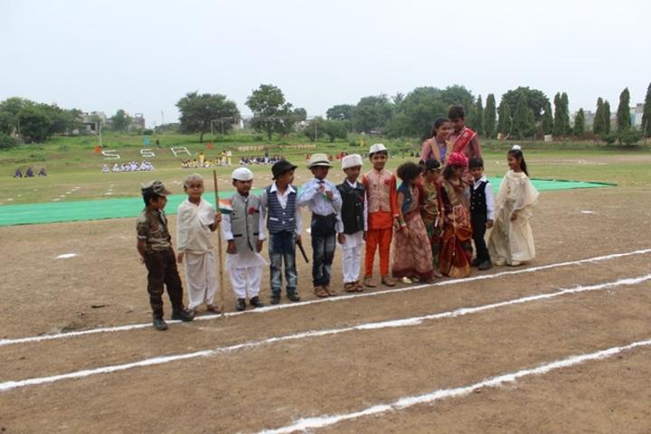 Shree Sanskar Academy-Fancy Dresses