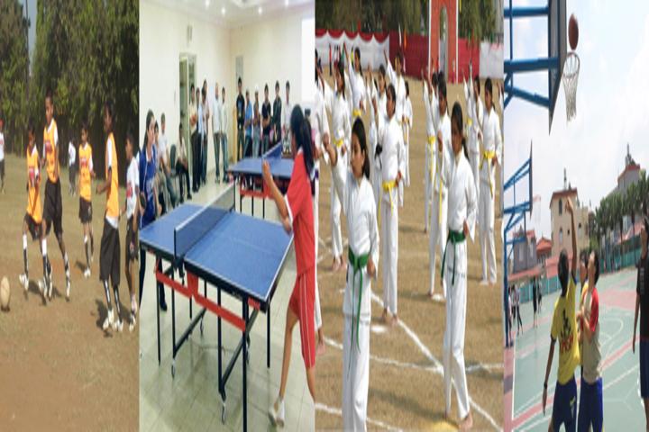 Shree Sanskar Academy-Indoor Games