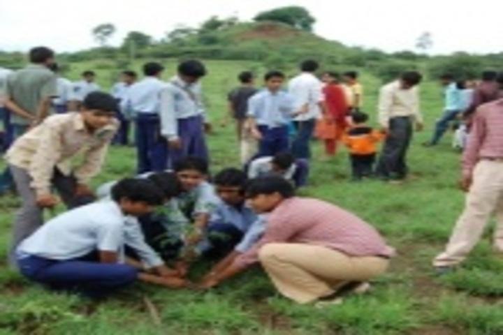 Shree Sanskar Academy-Plantation