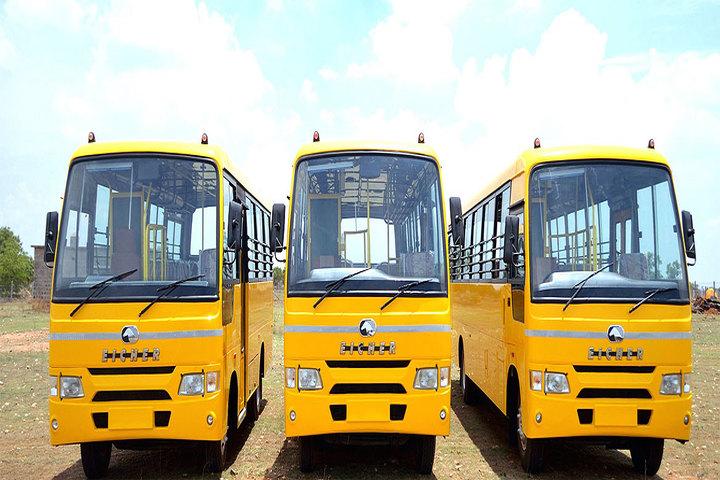 Shree Sanskar Academy-Transport