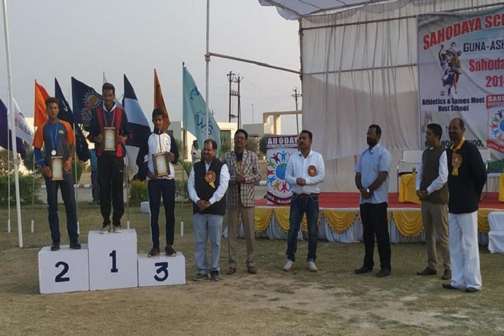 Shree Swami Ramanand Vidya Sankul Guna-Interschool Competition