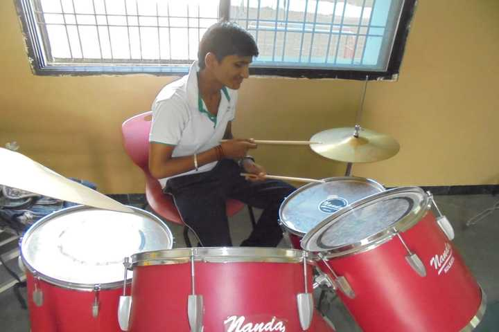 Shree Swami Ramanand Vidya Sankul Guna-Music