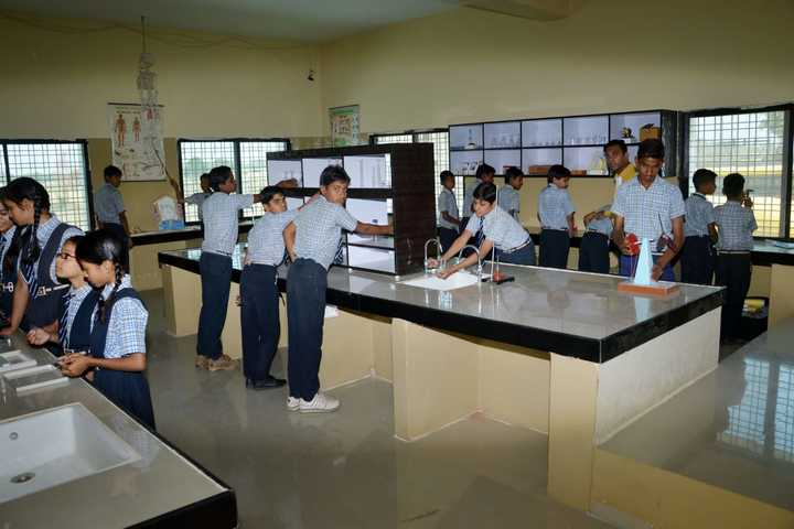 Shree Swami Ramanand Vidya Sankul Guna-Science Lab