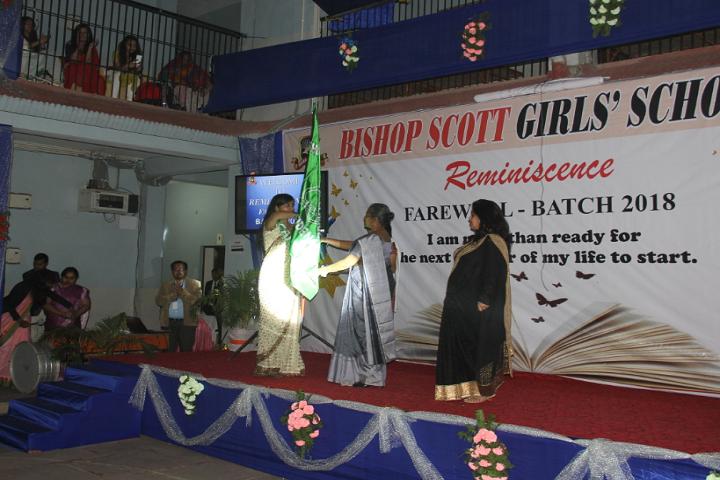 Bishop Scott Girls School-Farewell