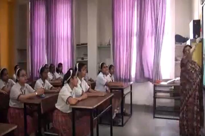 Bishop Scott Girls School-Classroom