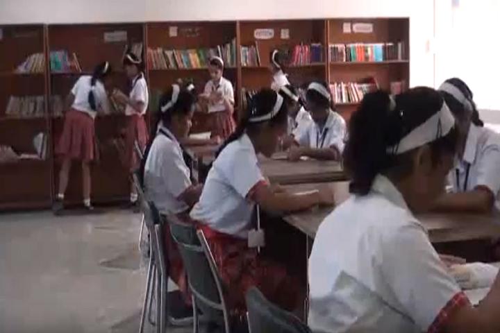 Bishop Scott Girls School-Library