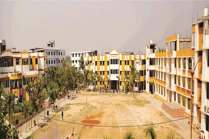 Shri Ganesh Higher Secondary School-Campus