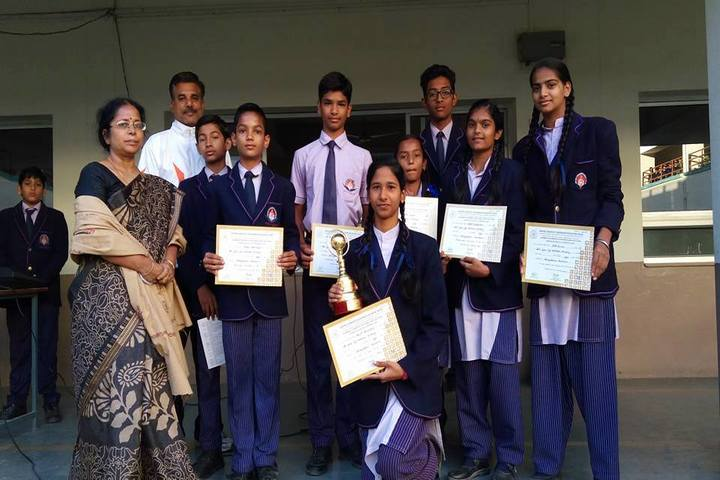 Shri Guru Tegh Bahadur Academy-Achievement