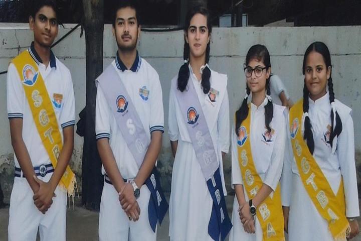 Shri Guru Tegh Bahadur Academy-Investiture Ceremony