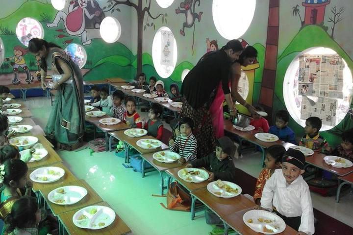 Shri Guru Tegh Bahadur Academy-Kindergarden Students