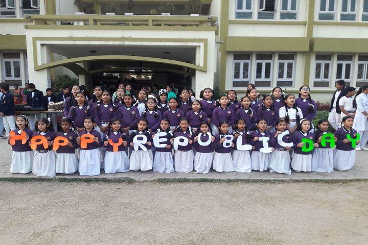 Shri Guru Tegh Bahadur Academy-Republic Day