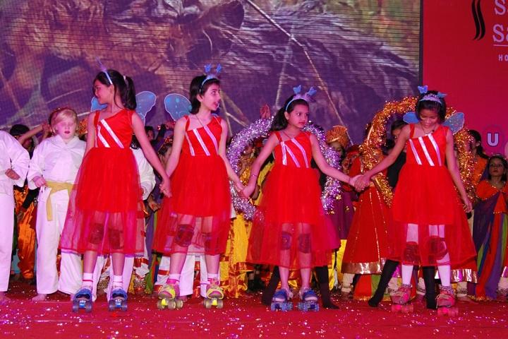 Bishop Scott Senior Secondary Girls School-Events function