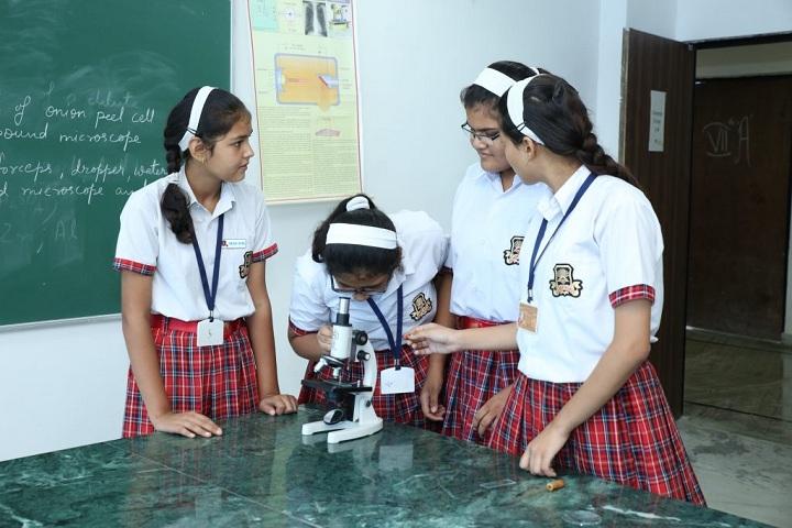 Bishop Scott Senior Secondary Girls School-Laboratory biology