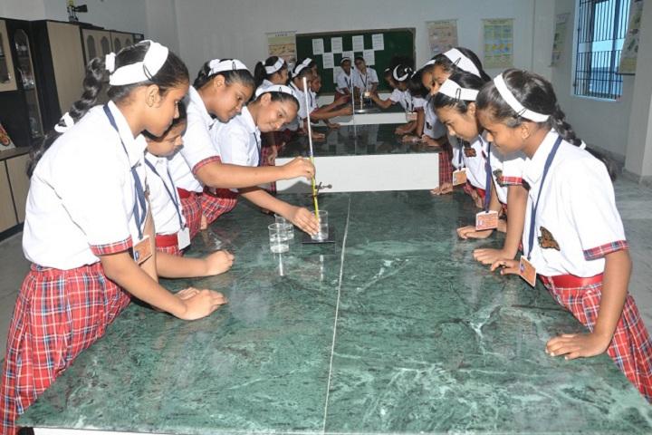 Bishop Scott Senior Secondary Girls School-Laboratory chemistry