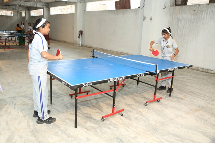 Bishop Scott Senior Secondary Girls School-Sports table tennis
