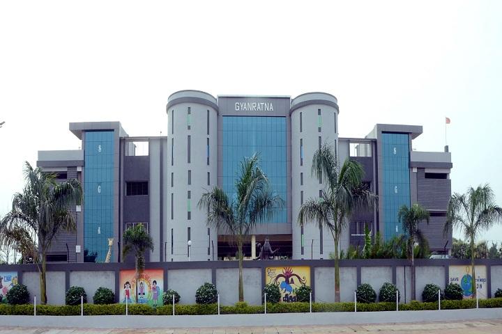 Shri Gyanratna Academy-School Building