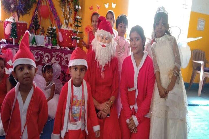 Shri Rawatpura Sarkar International School-Christmas