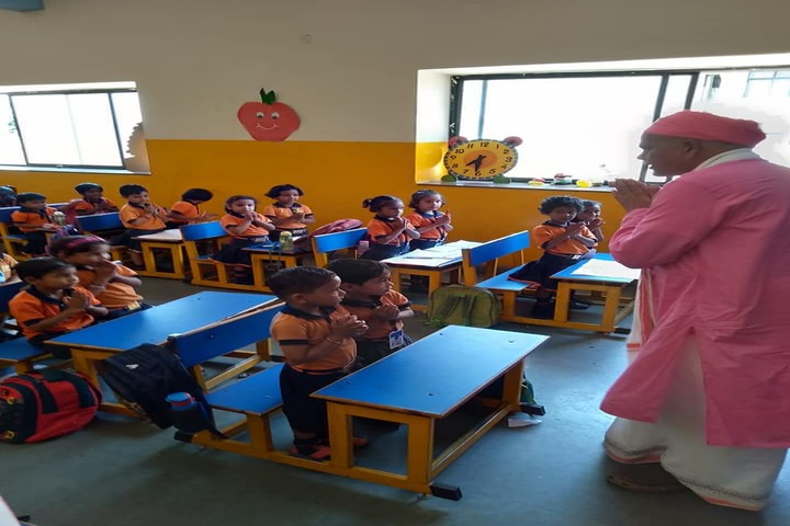 Shri Rawatpura Sarkar International School-Class