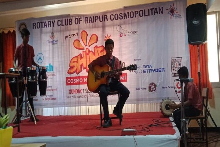 Shri Rawatpura Sarkar International School-Music