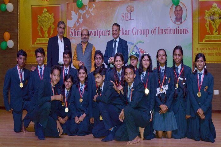 Shri Rawatpura Sarkar International School-Students