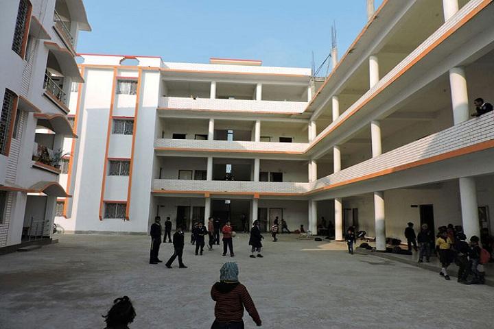 Black Diamond Public School-Campus View