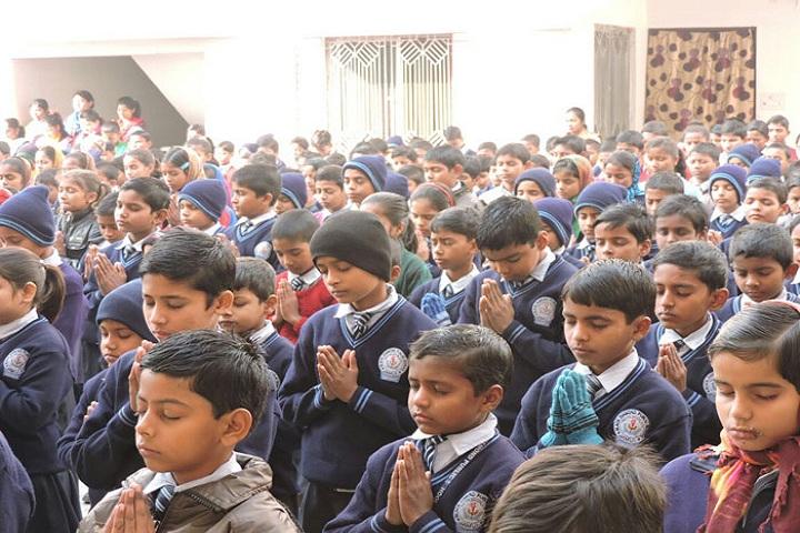 Black Diamond Public School-Prayer