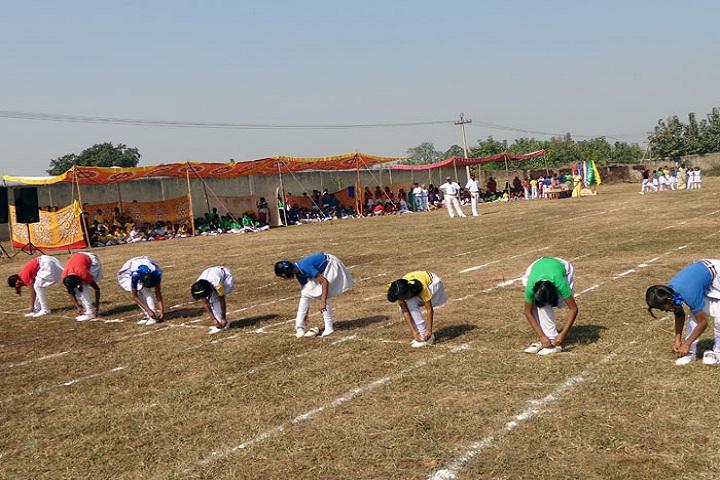 Black Diamond Public School-Sports
