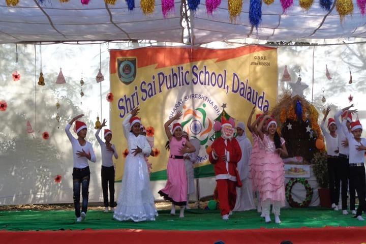 Shri Sai Public School-Chritmas Celebrations