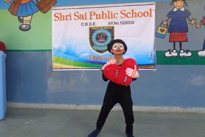 Shri Sai Public School-Dance Compitition