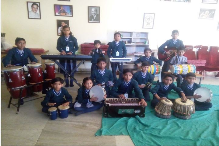 Shri Sai Public School-Music Room