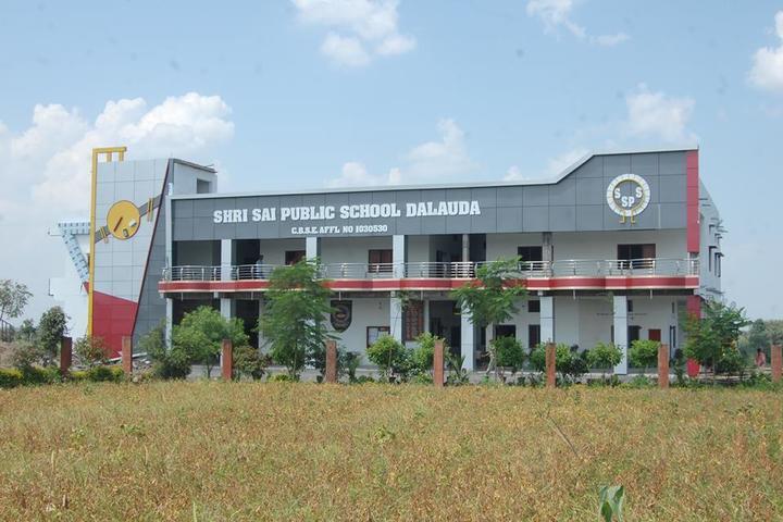 Shri Sai Public School-School Building