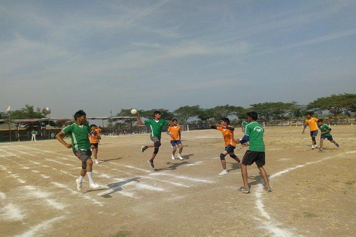 Shri Sai Public School-Sports