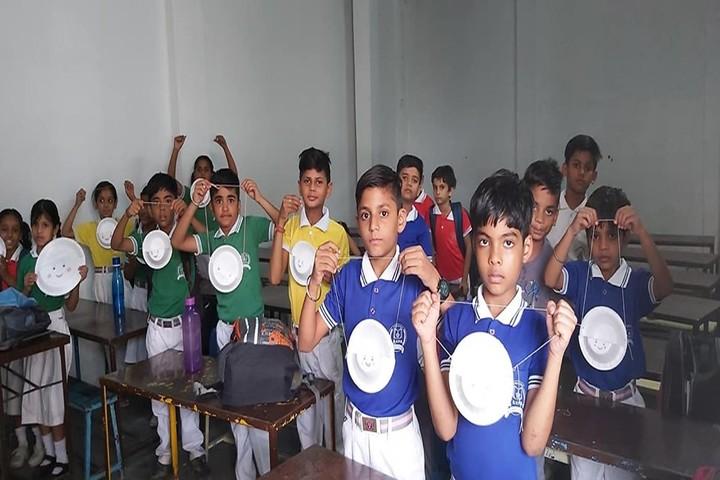 Shri Vidhya Sagar Public School-Activity