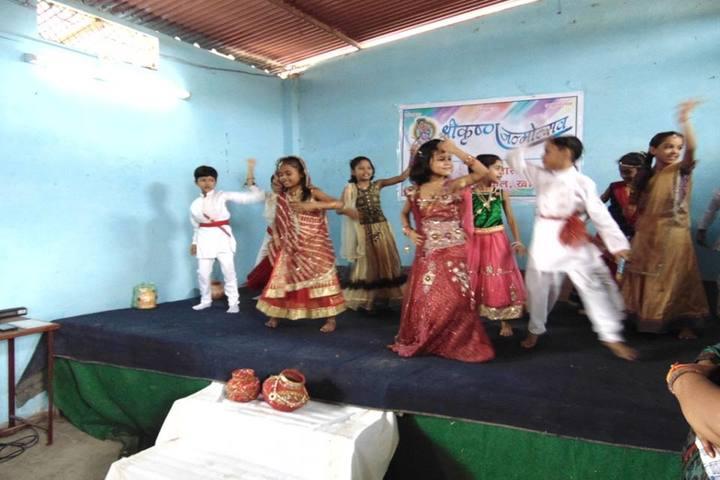 Shri Vidhya Sagar Public School-Dance Performance