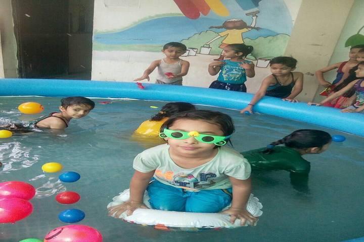 Shri Vidhya Sagar Public School-Pool Party