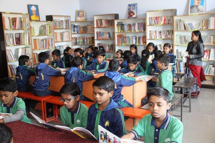 Shri Vinayakam School-Library