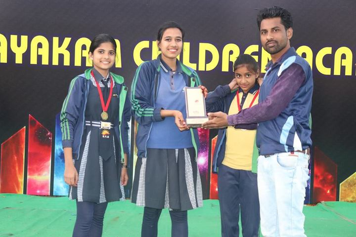Shri Vinayakam School-Prize Distribution