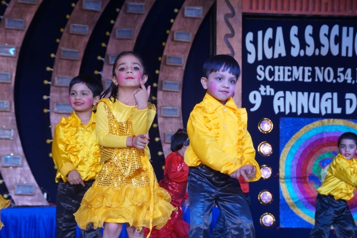 Sica Senior Secondary School No 2-Annual Day Celebrations