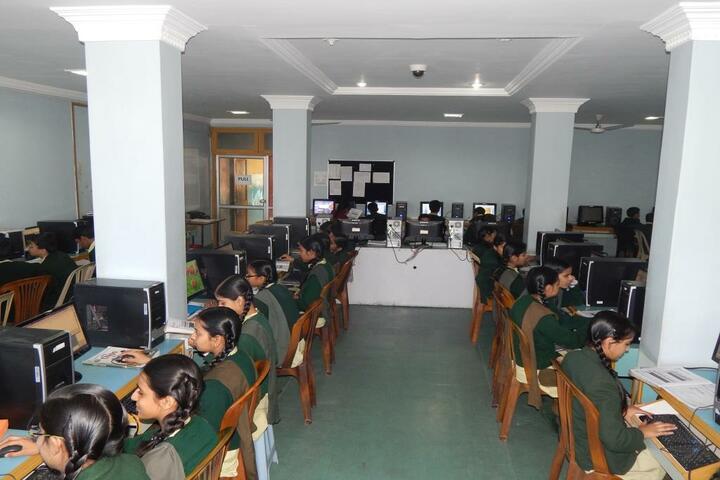 Sica Senior Secondary School No 2-Computer Lab