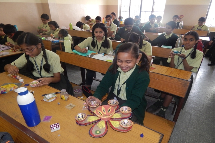 Sica Senior Secondary School No 2-Craft Making